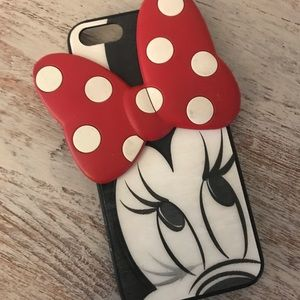 Minnie Mouse iPod Cover